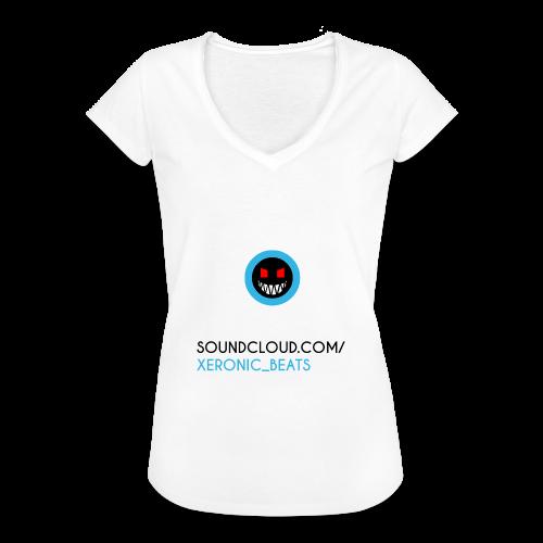 XERONIC LOGO - Women's Vintage T-Shirt