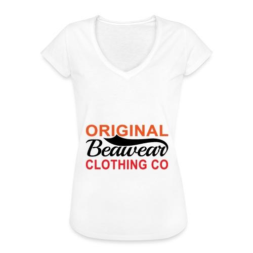 Original Beawear Clothing Co - Women's Vintage T-Shirt