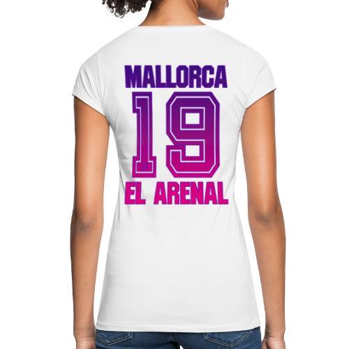 MALLORCA Shirt 2019 - Malle Shirts Damen Frauen 19 - Vrouwen Vintage T-shirt