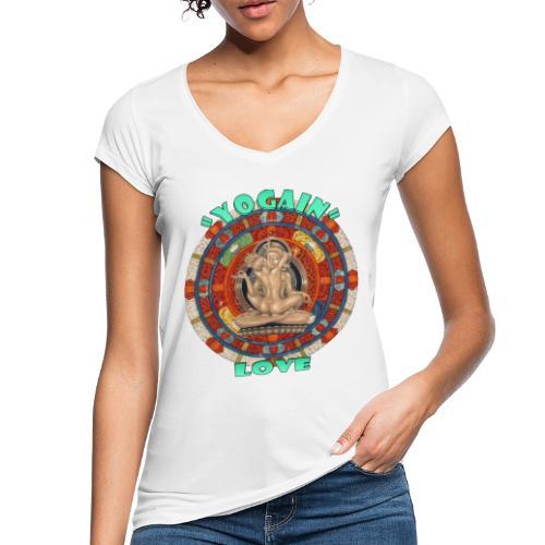 YogaIn Love - Maglietta vintage donna