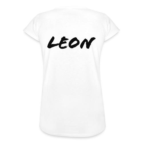 Leon - T-shirt vintage Femme