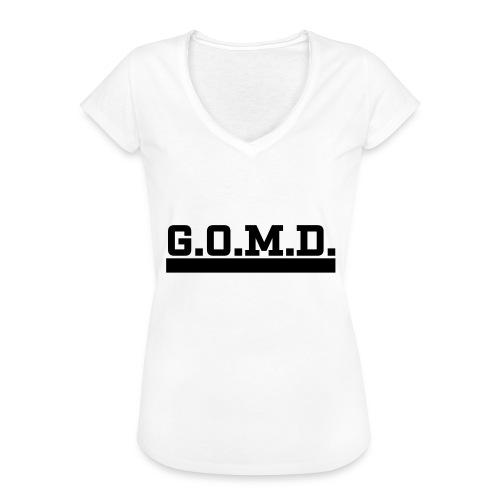 G.O.M.D. Shirt - Frauen Vintage T-Shirt