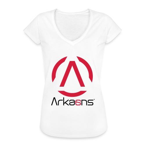 Arkaans Global - T-shirt vintage Femme