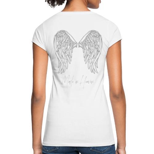 heaven - Camiseta vintage mujer