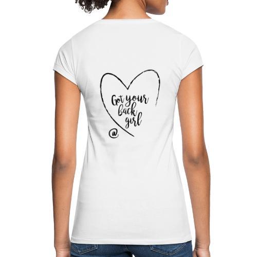 @gotyourbackgirl - Vrouwen Vintage T-shirt