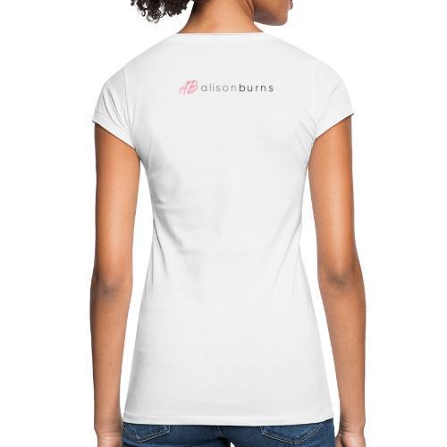 Alison Burns Signature Range - Women's Vintage T-Shirt