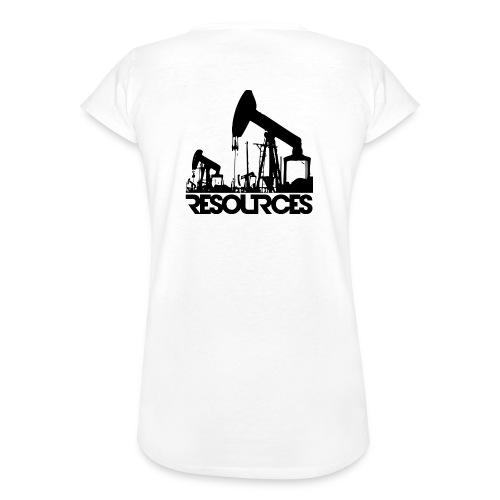 App Icon randlos schwarz - Frauen Vintage T-Shirt