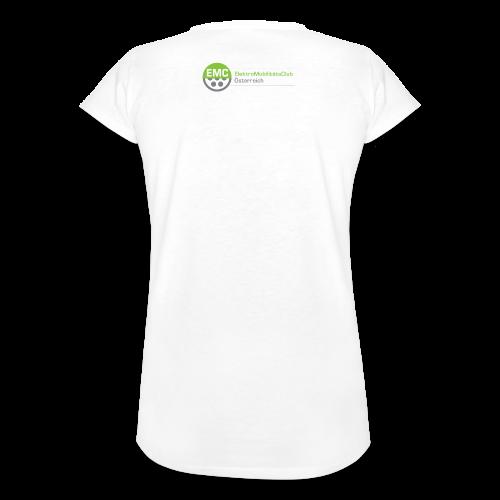 ElektroMobilitätsClub Logo - Frauen Vintage T-Shirt