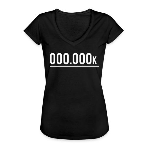OOO.OOOk | BUSINESS | ENTREPRENEUR | SELFMADE LADY - Frauen Vintage T-Shirt