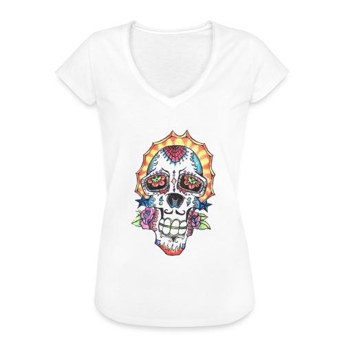 mexicain stoner - T-shirt vintage Femme