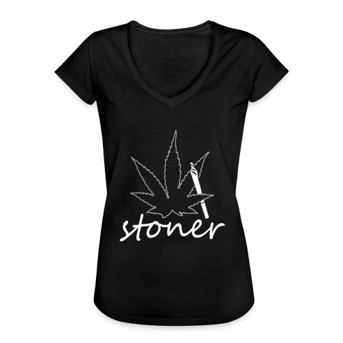stoner - T-shirt vintage Femme
