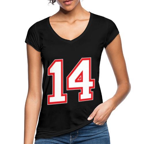 DANNIEB 14 - Maglietta vintage donna