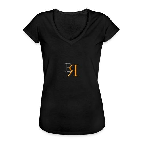 EnRakker Logo - Vintage-T-skjorte for kvinner