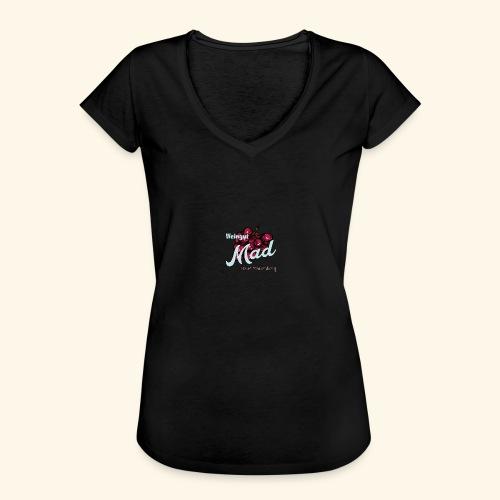 Rote Traube - Frauen Vintage T-Shirt