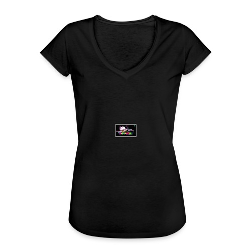 One Punche - Camiseta vintage mujer