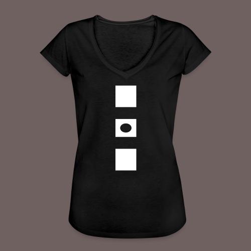 GBIGBO zjebeezjeboo - Rock - Blocs 3 - T-shirt vintage Femme