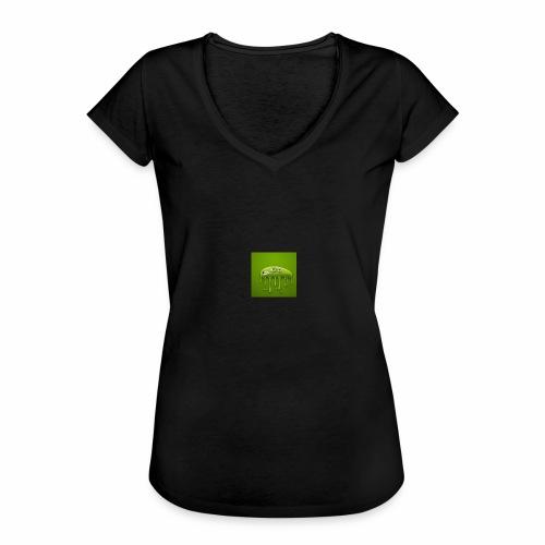 Raksos Logo - Dame vintage T-shirt