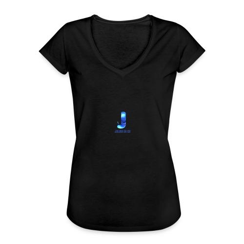 JULIAN EN CO MERCH - Vrouwen Vintage T-shirt