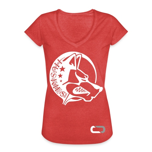 CORED Emblem - Women's Vintage T-Shirt
