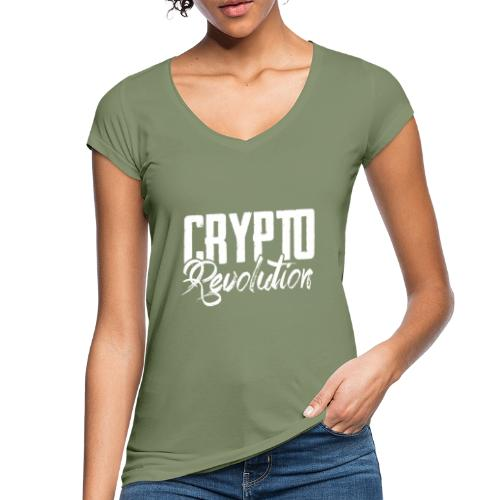 Crypto Revolution - Women's Vintage T-Shirt