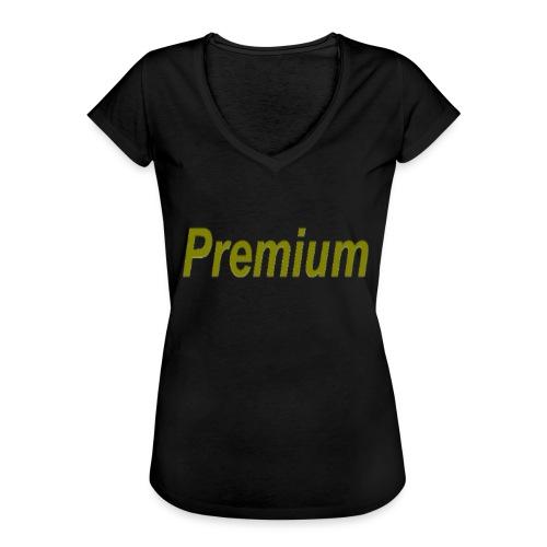 Premium - Women's Vintage T-Shirt