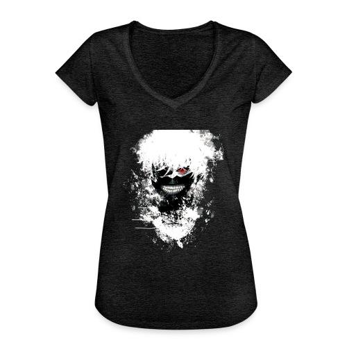 Tokyo Ghoul Kaneki - Women's Vintage T-Shirt