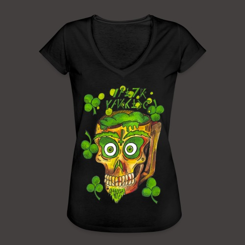 St Patrick - T-shirt vintage Femme