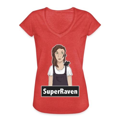 SuperRaven - Women's Vintage T-Shirt