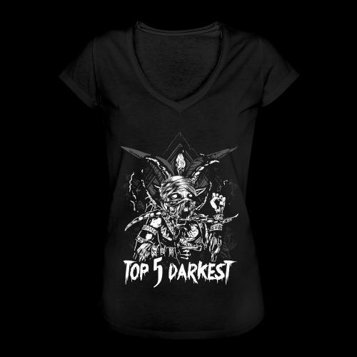 Top 5 Darkest - Women's Vintage T-Shirt