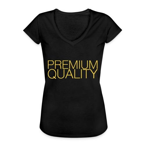 Premium quality - T-shirt vintage Femme