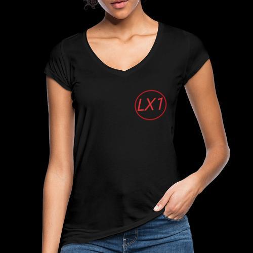 WilleLX1 Logo - Vintage-T-shirt dam