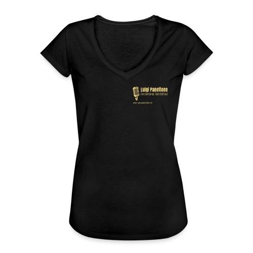 Luigi Panettone - Frauen Vintage T-Shirt