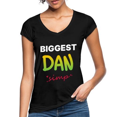 We all simp for Dan - Dame vintage T-shirt