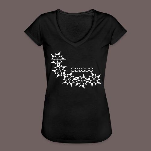 GBIGBO zjebeezjeboo - Rock - Pointy Stars - T-shirt vintage Femme