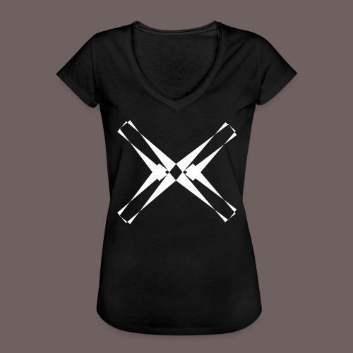 GBIGBO - Rock Metal - Rotor 01 - T-shirt vintage Femme
