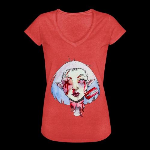 Violence - T-shirt vintage Femme