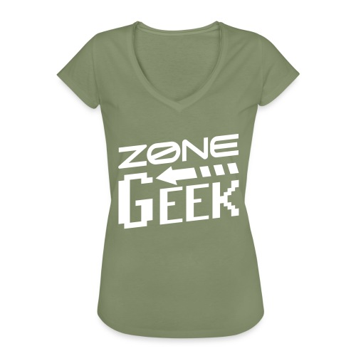 NEW Logo Homme - T-shirt vintage Femme