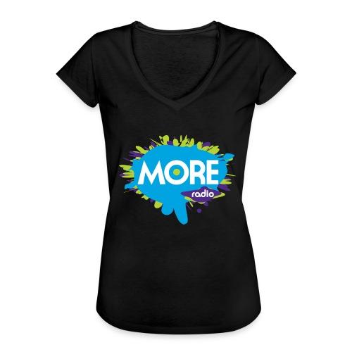 More Radio 2017 - Vrouwen Vintage T-shirt