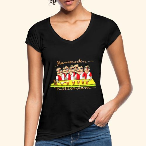 Kameraden Feyenoord - Vrouwen Vintage T-shirt