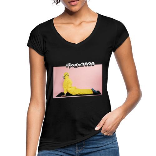 #joga2020 - Frauen Vintage T-Shirt