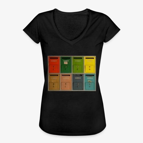 Briefkasten - Frauen Vintage T-Shirt