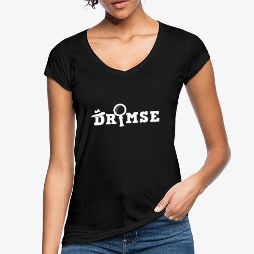 Drimse detektiv - Vintage-T-shirt dam