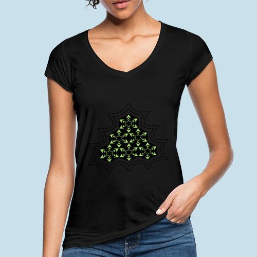 Stern - Frauen Vintage T-Shirt