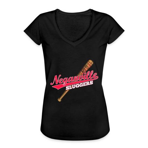 Neganville Sluggers - Women's Vintage T-Shirt