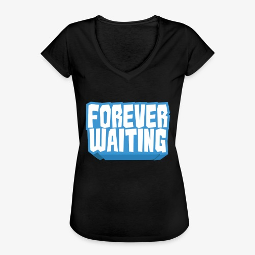 Forever Waiting - Women's Vintage T-Shirt