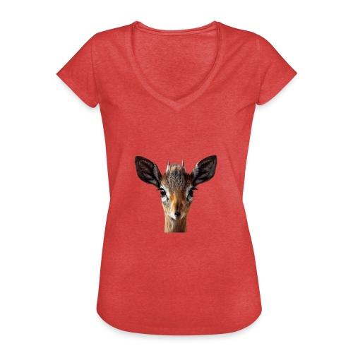 Antilope, Dik - Frauen Vintage T-Shirt