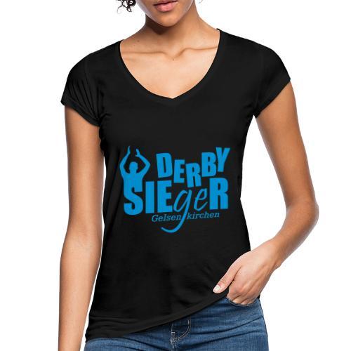 Derbysieger-Gelsenkirchen - Frauen Vintage T-Shirt