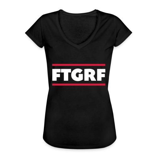 FOTOGRAF · FTGRF - Frauen Vintage T-Shirt