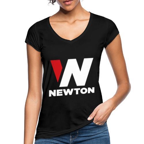 Newtonvaatteet - Naisten vintage t-paita
