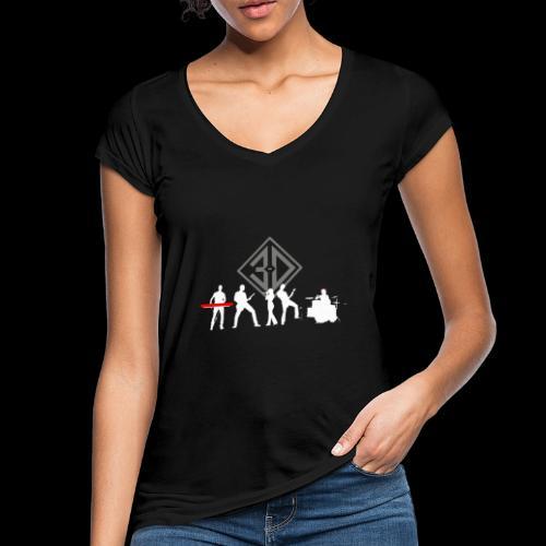 3D 2020 - T-shirt vintage Femme